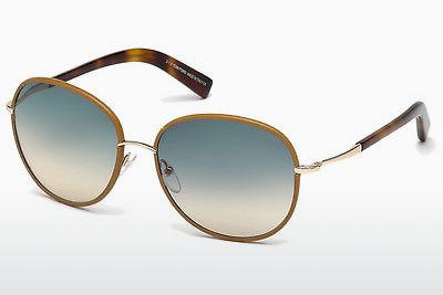 Solbriller Tom Ford Georgia (FT0498 60W) - Horn, Horn