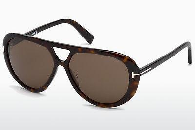 Solbriller Tom Ford Marley (FT0510 52J) - Brun, Dark, Havana