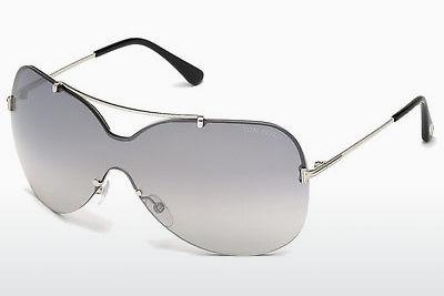 Solbriller Tom Ford Ondria (FT0519 16C) - Sølv, Shiny, Grey