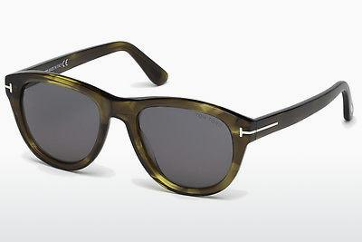 Solbriller Tom Ford Benedict (FT0520 98A) - Grøn