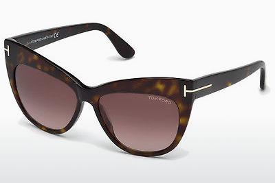 Solbriller Tom Ford Nika (FT0523 52F) - Brun, Dark, Havana