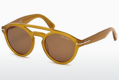 Solbriller Tom Ford Clint (FT0537 41E) - Gul