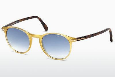 Solbriller Tom Ford Andrea (FT0539 41W) - Gul