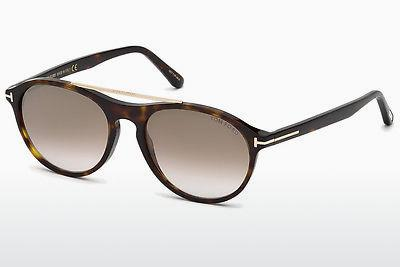 Solbriller Tom Ford Cameron (FT0556 52G) - Brun, Dark, Havana