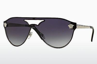 Solbriller Versace VE2161 10008G - Sort