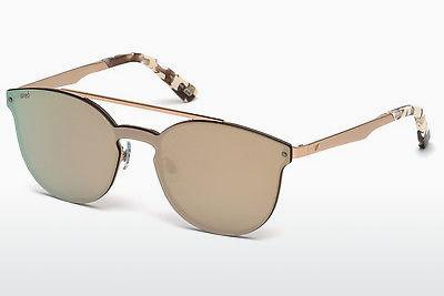 Solbriller Web Eyewear WE0190 34G - Bronze, Bright, Shiny