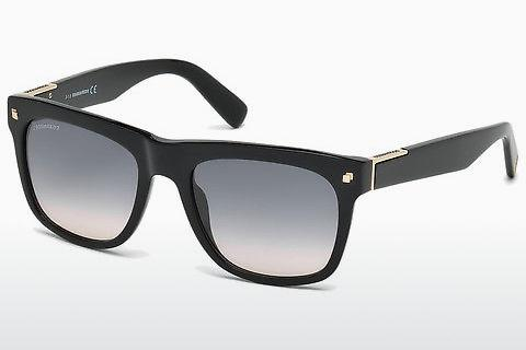 Solbriller Dsquared MARK (DQ0212 01B)