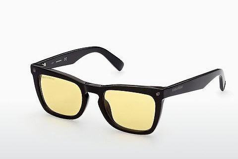 Solbriller Dsquared CAT (DQ0340 01J)