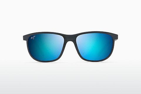 Solbriller Maui Jim Dragons Teeth B811-03S