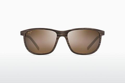 Solbriller Maui Jim Dragons Teeth H811-25C
