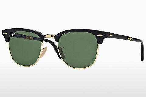 Solbriller Ray-Ban CLUBMASTER FOLDING (RB2176 901)