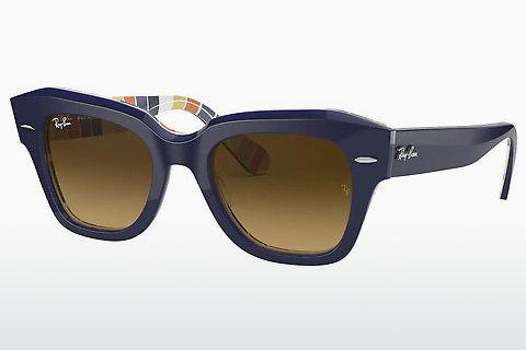 Solbriller Ray-Ban STATE STREET (RB2186 132085)