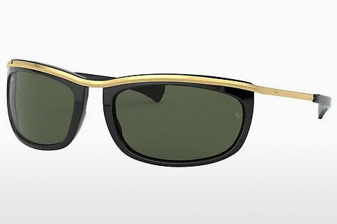 Solbriller Ray-Ban OLYMPIAN I (RB2319 901/31)