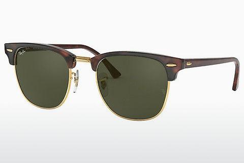 Solbriller Ray-Ban CLUBMASTER (RB3016 W0366)