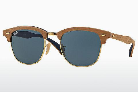 Solbriller Ray-Ban Clubmaster Wood (RB3016M 1180R5)