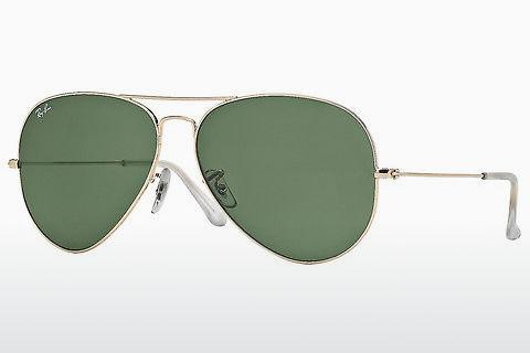 Solbriller Ray-Ban AVIATOR LARGE METAL (RB3025 001)