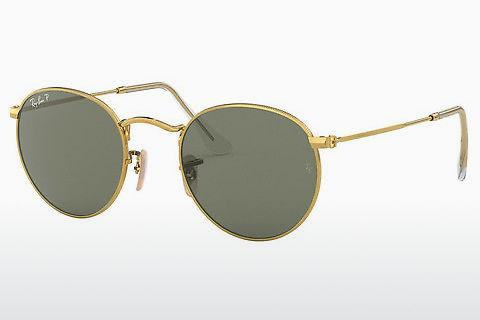 Solbriller Ray-Ban ROUND METAL (RB3447 001/58)