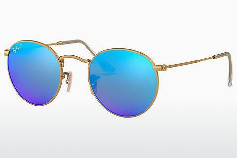 Solbriller Ray-Ban ROUND METAL (RB3447 112/4L)