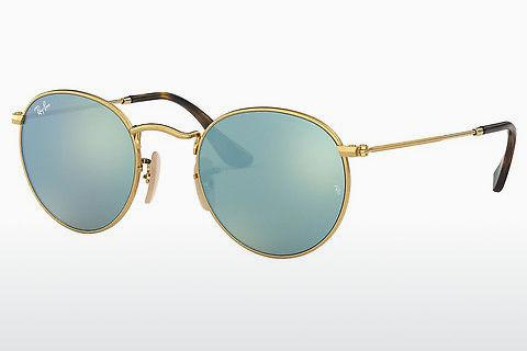 Solbriller Ray-Ban ROUND METAL (RB3447N 001/30)