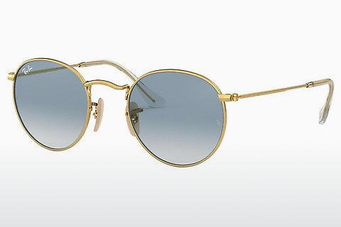 Solbriller Ray-Ban ROUND METAL (RB3447N 001/3F)