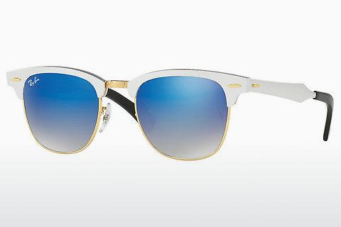 Solbriller Ray-Ban CLUBMASTER ALUMINUM (RB3507 137/7Q)