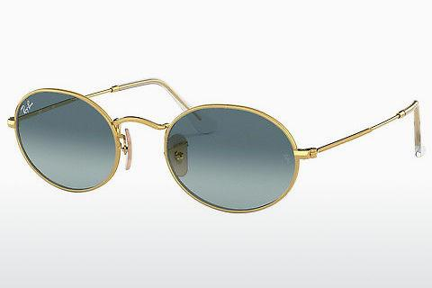 Solbriller Ray-Ban Oval (RB3547 001/3M)