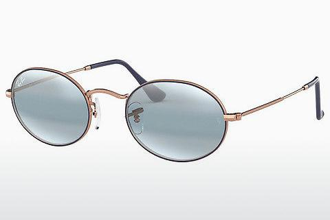 Solbriller Ray-Ban Oval (RB3547 9156AJ)