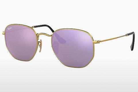 Solbriller Ray-Ban Hexagonal (RB3548N 001/8O)