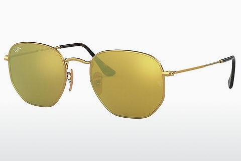 Solbriller Ray-Ban Hexagonal (RB3548N 001/93)