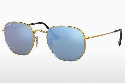 Solbriller Ray-Ban Hexagonal (RB3548N 001/9O)