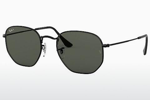 Solbriller Ray-Ban Hexagonal (RB3548N 002/58)