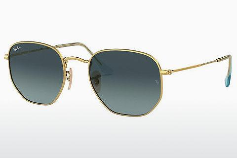 Solbriller Ray-Ban HEXAGONAL (RB3548N 91233M)