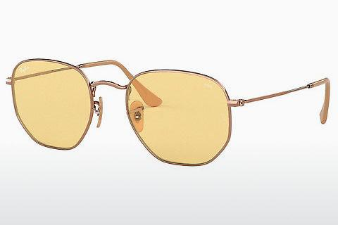 Solbriller Ray-Ban HEXAGONAL (RB3548N 91310Z)
