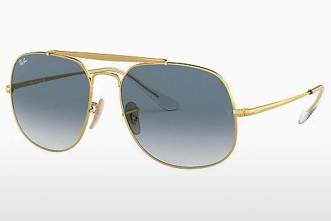 Solbriller Ray-Ban The General (RB3561 001/3F)