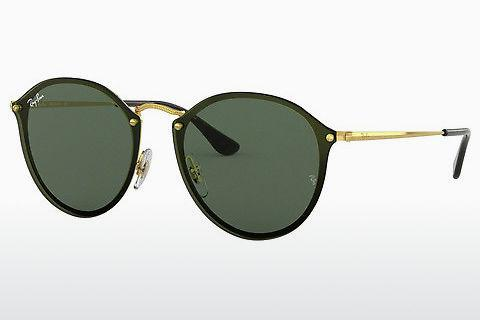 Solbriller Ray-Ban Blaze Round (RB3574N 001/71)