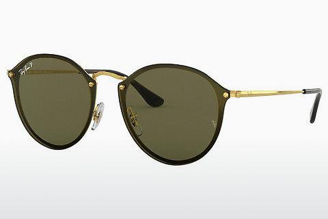 Solbriller Ray-Ban BLAZE ROUND (RB3574N 001/9A)