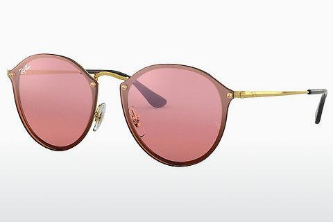 Solbriller Ray-Ban Blaze Round (RB3574N 001/E4)