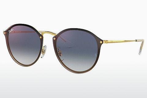 Solbriller Ray-Ban BLAZE ROUND (RB3574N 001/X0)
