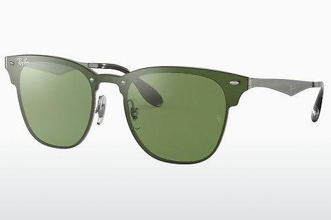 Solbriller Ray-Ban Blaze Clubmaster (RB3576N 042/30)