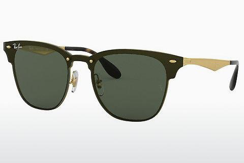 Solbriller Ray-Ban Blaze Clubmaster (RB3576N 043/71)