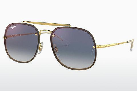 Solbriller Ray-Ban Blaze The General (RB3583N 001/X0)