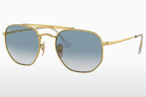 Solbriller Ray-Ban THE MARSHAL (RB3648 001/3F)