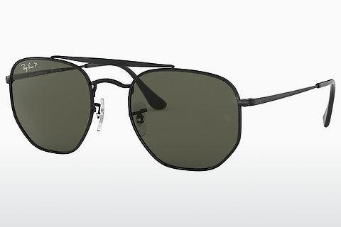 Solbriller Ray-Ban THE MARSHAL (RB3648 002/58)
