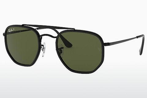 Solbriller Ray-Ban THE MARSHAL II (RB3648M 002/58)