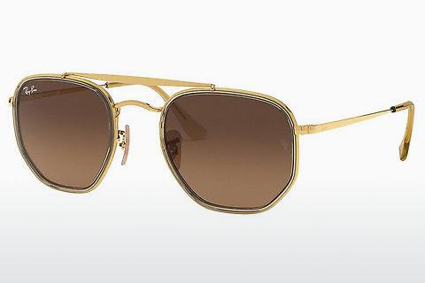Solbriller Ray-Ban THE MARSHAL II (RB3648M 912443)