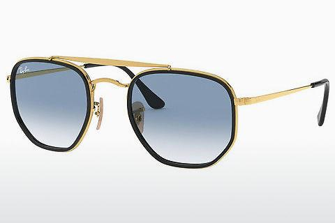 Solbriller Ray-Ban THE MARSHAL II (RB3648M 91673F)