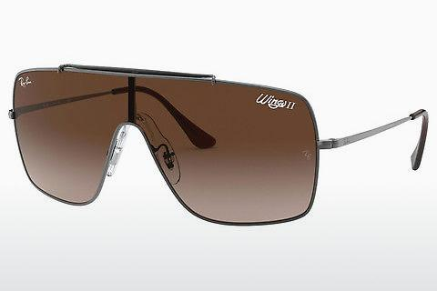 Solbriller Ray-Ban WINGS II (RB3697 004/13)