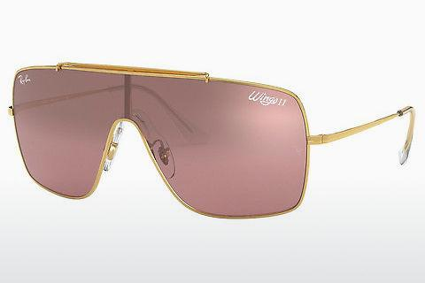 Solbriller Ray-Ban WINGS II (RB3697 9050Y2)
