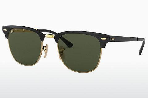Solbriller Ray-Ban Clubmaster Metal (RB3716 187)