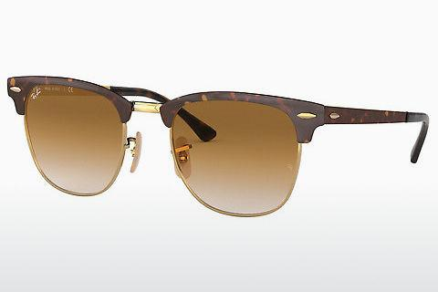 Solbriller Ray-Ban Clubmaster Metal (RB3716 900851)